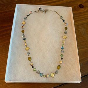 Lia Sophia statement necklace